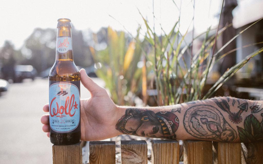 WOLL Beer Spirit