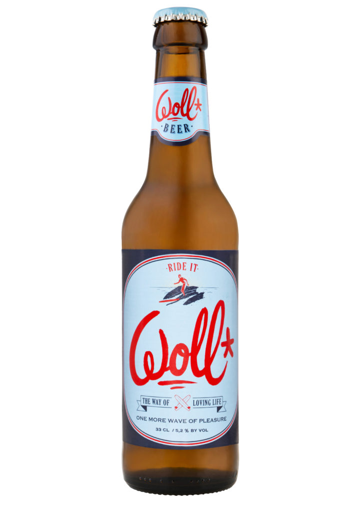 Larger woll beer