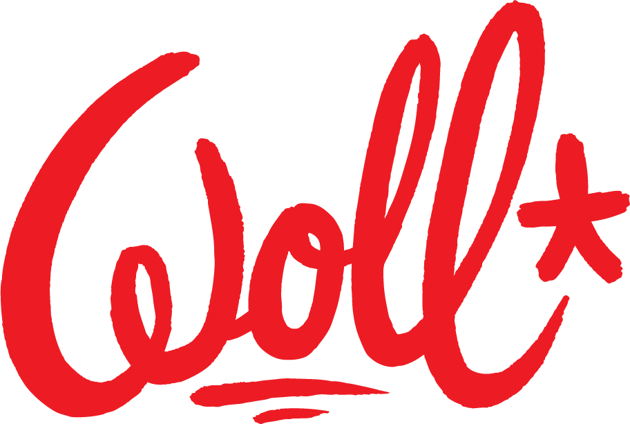 Logo Rouge WOLL Beer