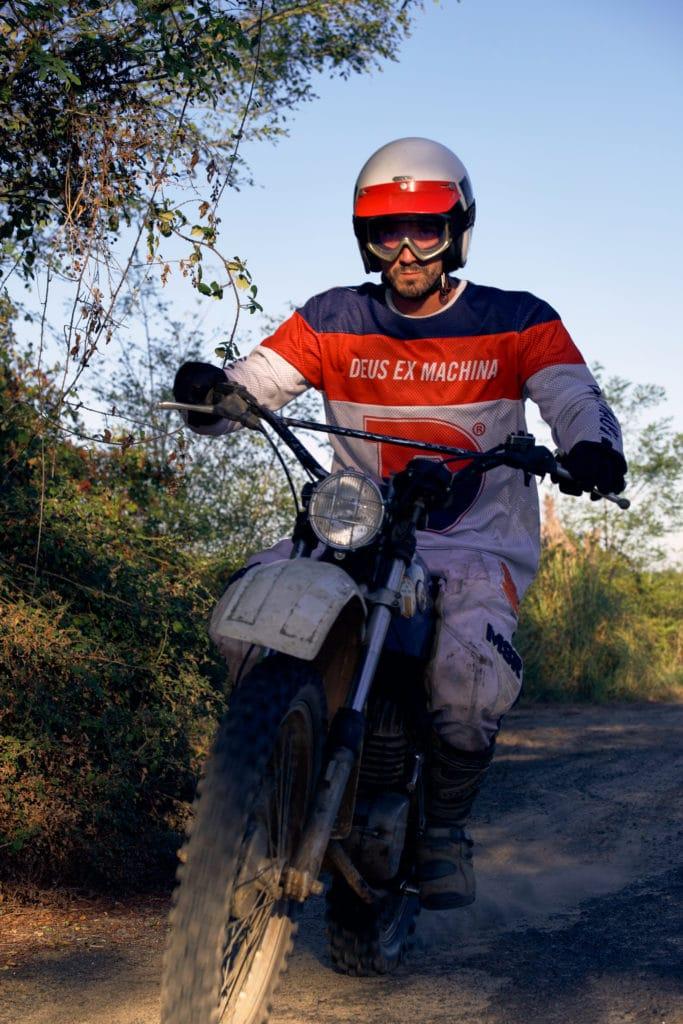 Julien Pipier Enduro Wheels & Waves