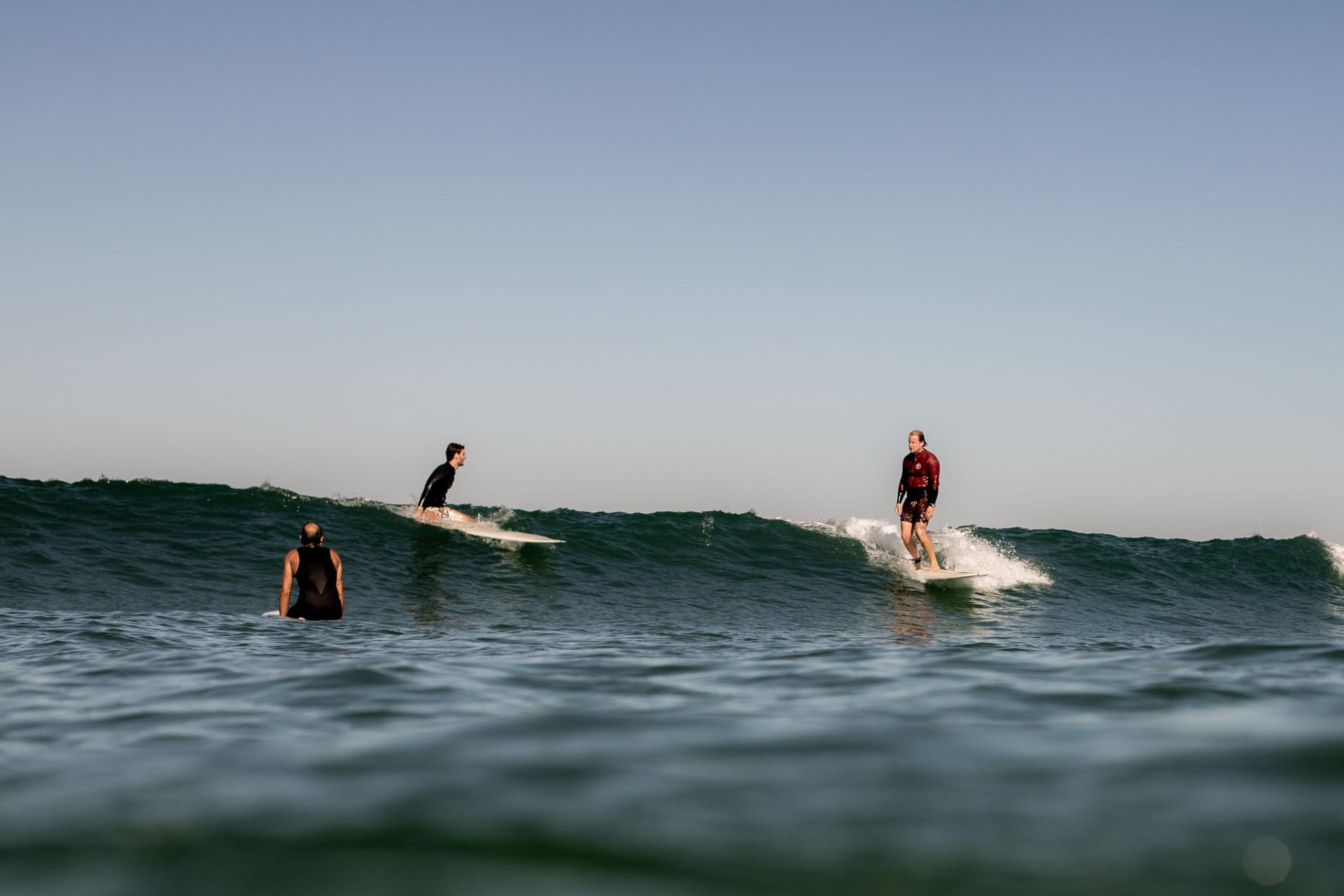 Wheels & Waves surf